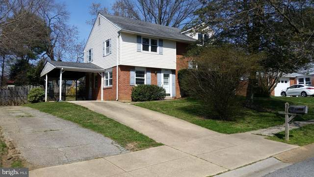2509 Lindell Road, WILMINGTON, DE 19808 (#DENC523992) :: Bowers Realty Group