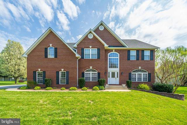 9165 Megatha Lane, OWINGS, MD 20736 (#MDCA182082) :: Realty One Group Performance