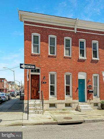 1701 Clarkson Street, BALTIMORE, MD 21230 (#MDBA546024) :: Realty One Group Performance