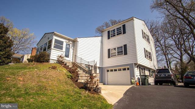 110 E Deer Park Drive, GAITHERSBURG, MD 20877 (#MDMC751920) :: ExecuHome Realty
