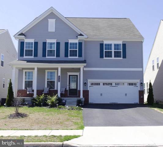 1730 Hudgins Farm Circle, FREDERICKSBURG, VA 22408 (#VASP230278) :: Realty One Group Performance