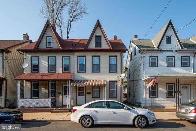 213 Weidman Street, LEBANON, PA 17046 (#PALN118672) :: The Joy Daniels Real Estate Group