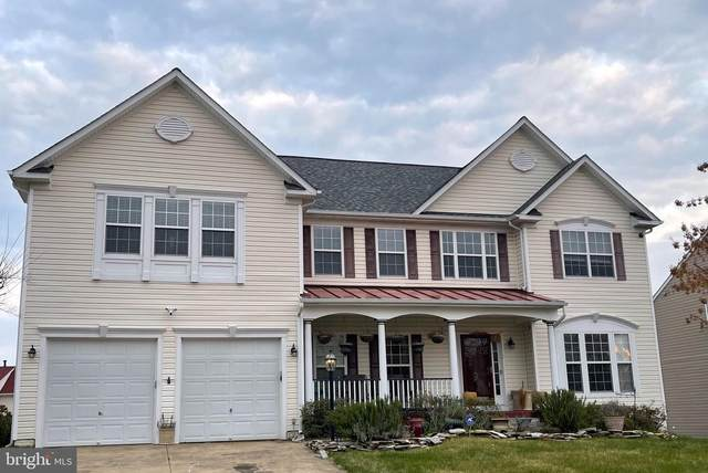 2756 Myrtlewood Drive, DUMFRIES, VA 22026 (#VAPW519070) :: City Smart Living