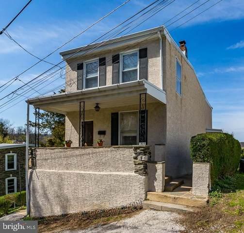209 Ebenezer Avenue, BALA CYNWYD, PA 19004 (#PAMC688344) :: Jason Freeby Group at Keller Williams Real Estate