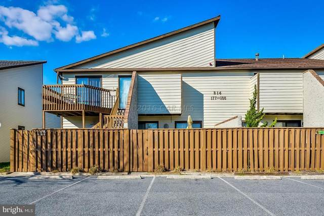 105 120TH Street 188B, OCEAN CITY, MD 21842 (#MDWO121486) :: Speicher Group of Long & Foster Real Estate
