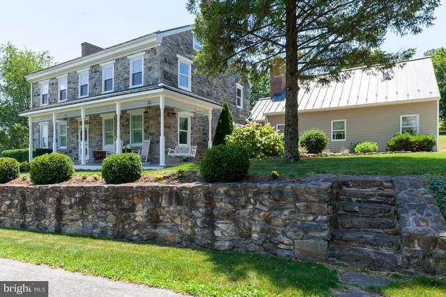 878 Mount Carmel Road, ORRTANNA, PA 17353 (#PAAD115596) :: Iron Valley Real Estate