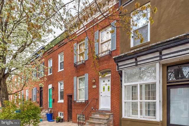 2432 Fait Avenue, BALTIMORE, MD 21224 (#MDBA546032) :: Revol Real Estate