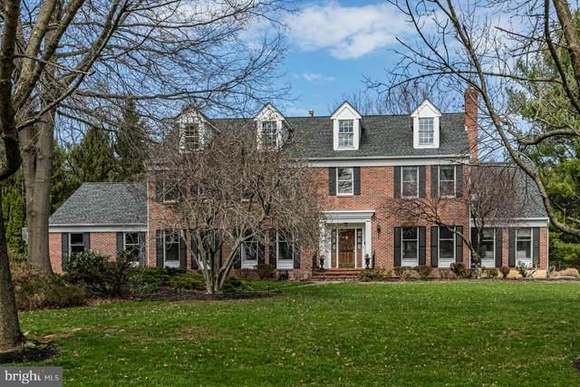 1 Tomlyn Drive, PRINCETON, NJ 08540 (#NJME310408) :: Holloway Real Estate Group