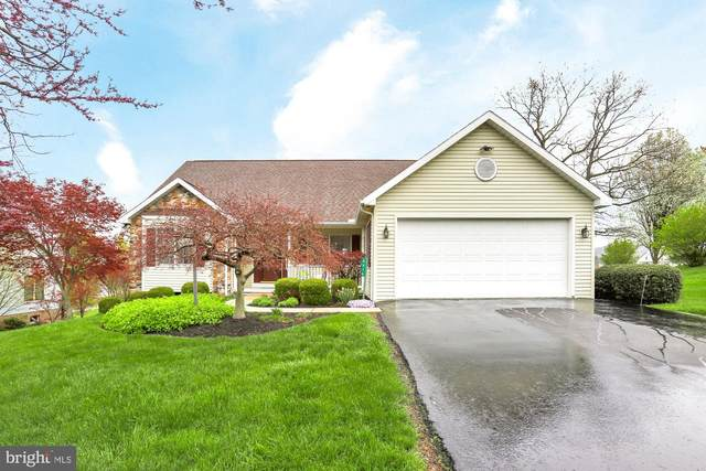 6416 Bent Oak Drive, FAYETTEVILLE, PA 17222 (#PAFL179038) :: ExecuHome Realty