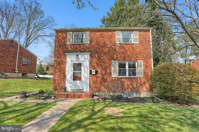 807 5TH Street, NEW CUMBERLAND, PA 17070 (#PACB133612) :: Iron Valley Real Estate