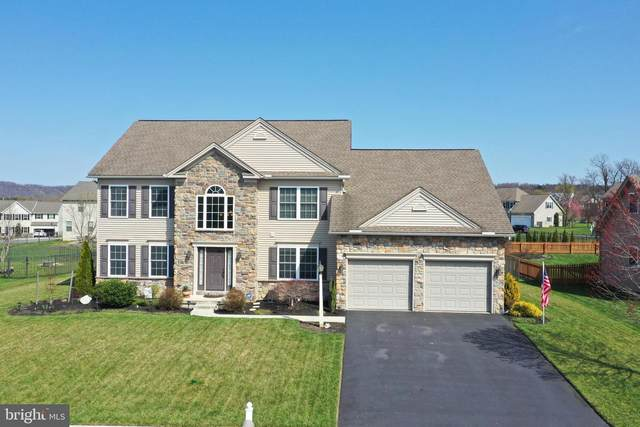7266 Grist Mill Circle, HARRISBURG, PA 17112 (#PADA131962) :: The Joy Daniels Real Estate Group