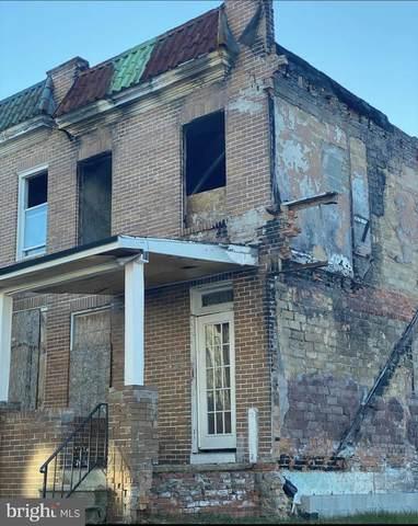332 S Bentalou Street, BALTIMORE, MD 21223 (MLS #MDBA546040) :: Maryland Shore Living | Benson & Mangold Real Estate
