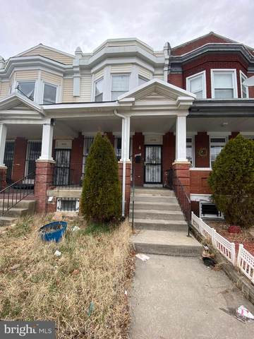 2408 Edmondson Avenue, BALTIMORE, MD 21223 (#MDBA546048) :: Lucido Agency of Keller Williams