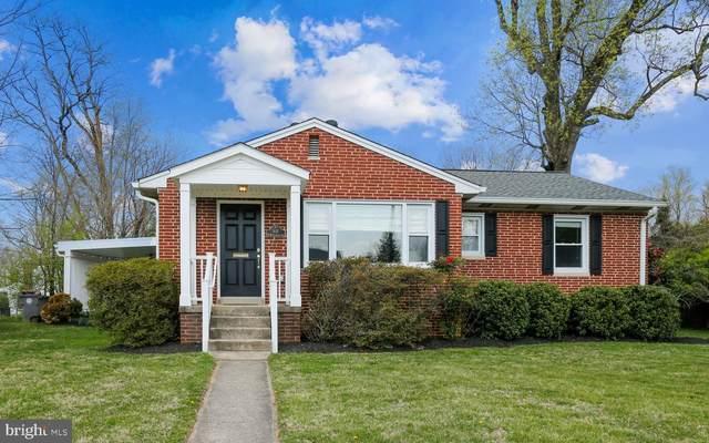 611 W Montgomery Avenue, ROCKVILLE, MD 20850 (#MDMC751948) :: ROSS | RESIDENTIAL