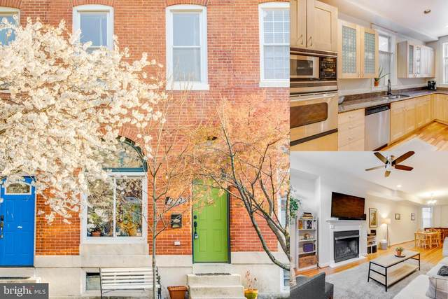 2923 E Baltimore Street, BALTIMORE, MD 21224 (#MDBA546060) :: Colgan Real Estate