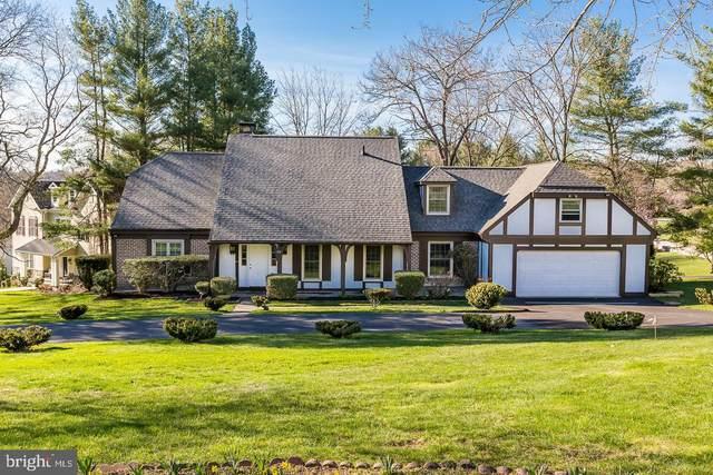 606 Foxfields Road, BRYN MAWR, PA 19010 (#PADE542948) :: Keller Williams Real Estate