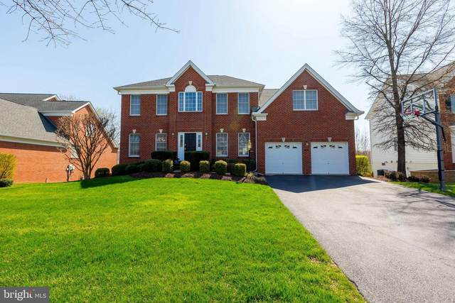 5716 Waterloo Bridge Circle, HAYMARKET, VA 20169 (#VAPW519082) :: Realty One Group Performance