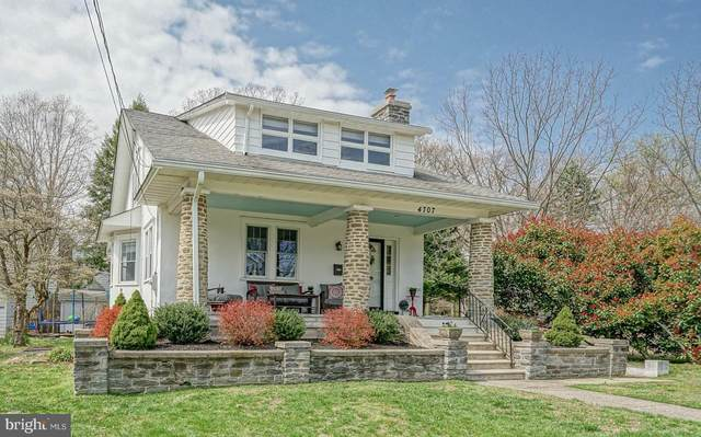 4707 Oak Terrace, PENNSAUKEN, NJ 08109 (#NJCD416926) :: Linda Dale Real Estate Experts