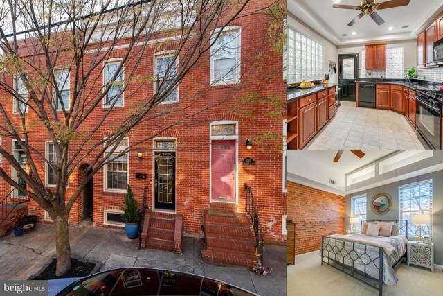 1012 S Bouldin Street, BALTIMORE, MD 21224 (#MDBA546064) :: Colgan Real Estate