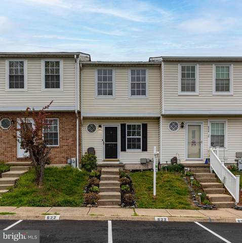 822 W Spring Meadow Court, EDGEWOOD, MD 21040 (#MDHR258450) :: Advance Realty Bel Air, Inc