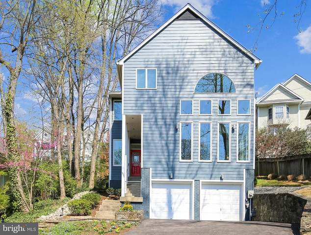 5207 Wyoming Road, BETHESDA, MD 20816 (#MDMC751954) :: ExecuHome Realty