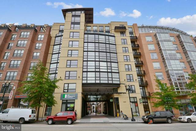 2125 14TH Street NW #317, WASHINGTON, DC 20009 (#DCDC515736) :: Berkshire Hathaway HomeServices McNelis Group Properties