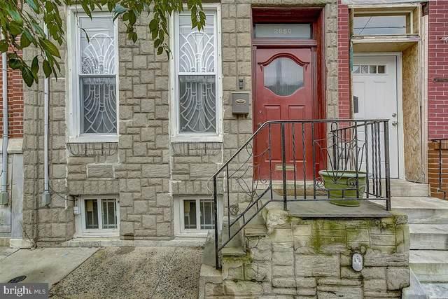 2050 Morris Street, PHILADELPHIA, PA 19145 (#PAPH1004158) :: The Lux Living Group
