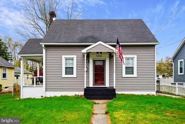 103 4TH Avenue SE, GLEN BURNIE, MD 21061 (#MDAA464304) :: Eng Garcia Properties, LLC
