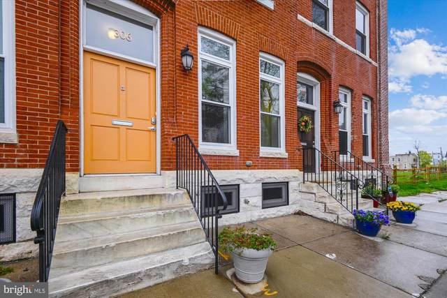 306 E 20TH Street, BALTIMORE, MD 21218 (#MDBA546080) :: Shamrock Realty Group, Inc