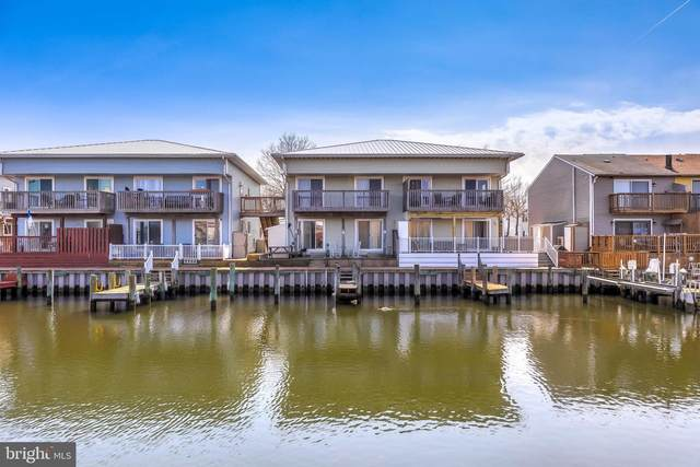 112 Newport Bay Drive B01, OCEAN CITY, MD 21842 (#MDWO121492) :: Speicher Group of Long & Foster Real Estate