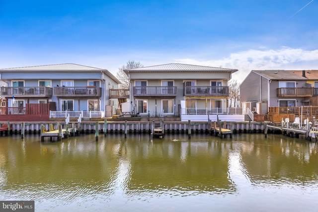 112 Newport Bay Drive B01, OCEAN CITY, MD 21842 (#MDWO121492) :: Atlantic Shores Sotheby's International Realty