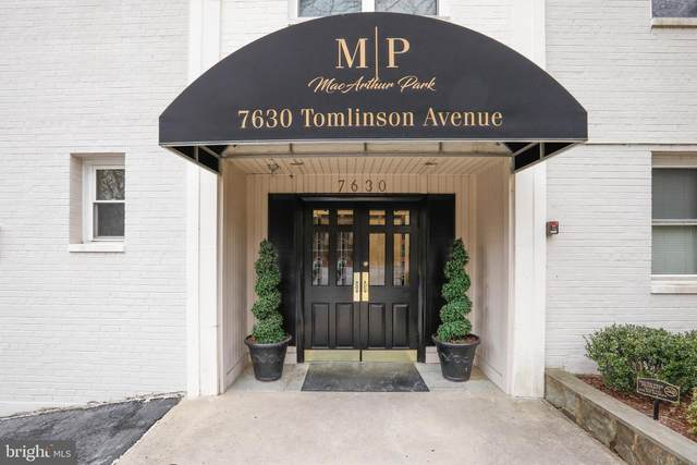 7630 Tomlinson Avenue L-16, CABIN JOHN, MD 20818 (#MDMC751984) :: LoCoMusings