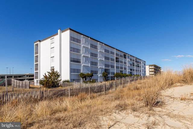 11805 Wight Street 206E, OCEAN CITY, MD 21842 (#MDWO121496) :: Speicher Group of Long & Foster Real Estate