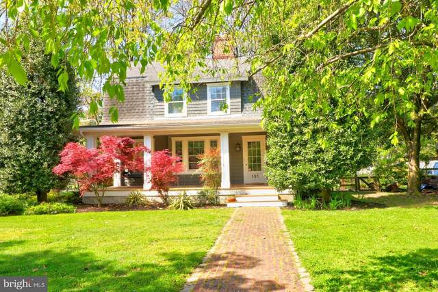 309 Central Avenue, RIDGELY, MD 21660 (#MDCM125316) :: The Miller Team