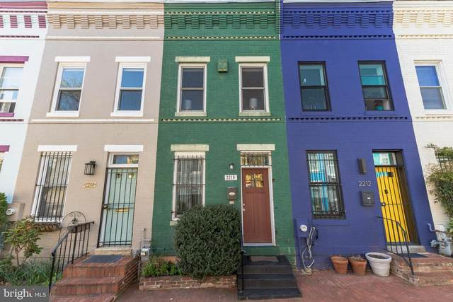 2210 12TH Place NW, WASHINGTON, DC 20009 (#DCDC515770) :: The Redux Group