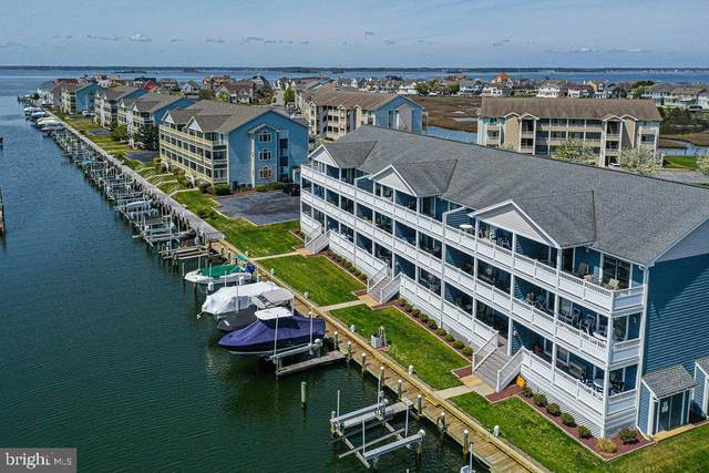 201 S Heron Drive 3C9, OCEAN CITY, MD 21842 (#MDWO121500) :: Realty One Group Performance