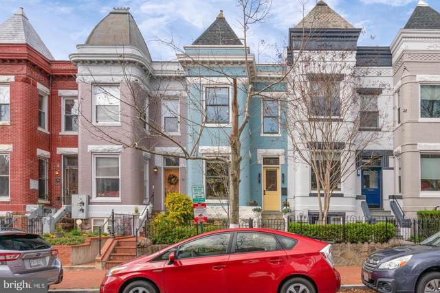 25 S Street NW, WASHINGTON, DC 20001 (#DCDC515778) :: Network Realty Group