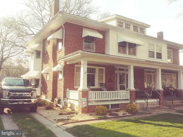 216 Stitzer Avenue, WERNERSVILLE, PA 19565 (#PABK375580) :: Drayton Young