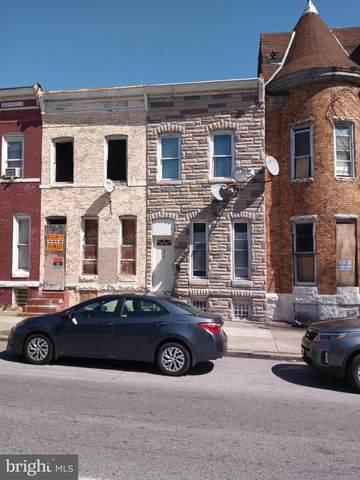 1717 N Fulton Avenue, BALTIMORE, MD 21217 (#MDBA546102) :: Colgan Real Estate