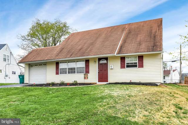 22 Merry Turn Road, LEVITTOWN, PA 19056 (#PABU524192) :: Better Homes Realty Signature Properties