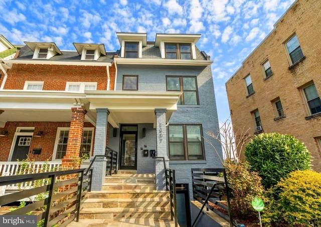 1307 Randolph Street NW #3, WASHINGTON, DC 20011 (#DCDC515788) :: City Smart Living