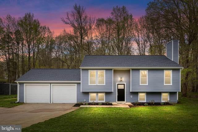 6930 Runnymede Trail, FREDERICKSBURG, VA 22407 (#VASP230296) :: Corner House Realty
