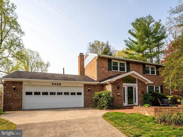 6829 Silver Lane, ANNANDALE, VA 22003 (#VAFX1191842) :: Bruce & Tanya and Associates