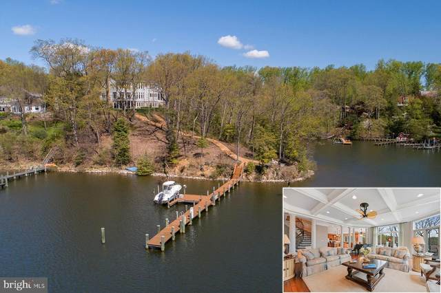 550 Osprey Point Road, CROWNSVILLE, MD 21032 (#MDAA464342) :: Peter Knapp Realty Group