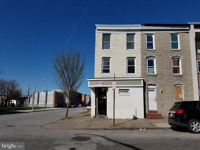 228 S Fulton Avenue, BALTIMORE, MD 21223 (#MDBA546120) :: Bruce & Tanya and Associates
