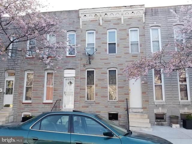 1611 N Wolfe Street, BALTIMORE, MD 21213 (#MDBA546128) :: Colgan Real Estate