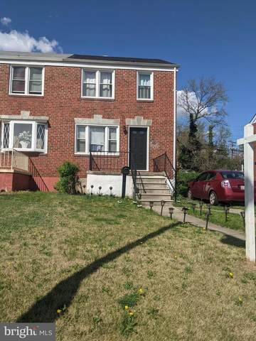 3618 E Northern Parkway, BALTIMORE, MD 21206 (#MDBA546134) :: Realty One Group Performance