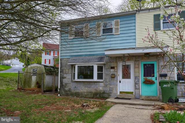 102 W Jackson Street, FLEETWOOD, PA 19522 (#PABK375596) :: The Lux Living Group