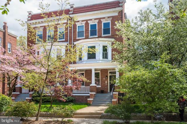 1738 Park Road NW #1, WASHINGTON, DC 20010 (#DCDC515820) :: ExecuHome Realty