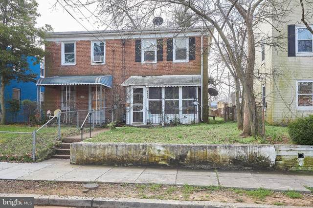 4321 Polk Street NE, WASHINGTON, DC 20019 (#DCDC515822) :: Network Realty Group